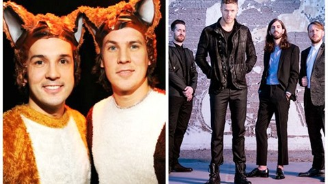 SOUBOJ KLIPŮ 49! YLVIS vs IMAGINE DRAGONS! HLASUJ!