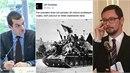 """""""Tak Hrad už oficiálně nazývá druhou světovou válku 'Velkou vlasteneckou..."""