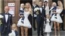 Ivo Valenta se v sobotu dopoledne oženil.