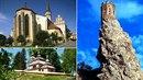 Už vás nebaví Česko? Objevte kulturní památky našich sousedů.