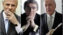 Textař, baleťák, saxofonista. Které hvězdy chtějí do politiky?