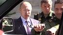 Tohle bude někoho hodně mrzet. Při předvádění nového ruského armádního džípu...