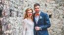 Gabriela Soukalová a Petr Koukal se vzali v pátek třináctého, což nebylo zrovna...