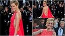 Petra Němcová zavítala do Cannes na festival a svojí krásou vzbudila nevídaný...