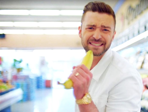 Justin Timberlake / Can´t Stop the Feeling