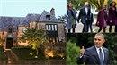 Obama vymění Bílý dům za skromný dům ve Washingtonu.
