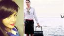 Mladá letuška Samar krátce před osudným letem nahrála na Facebooku fotku...