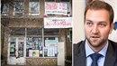 Autonomní sociální centrum Klinika má kontroverzní pověst a vazby na levicové...