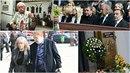 Poslední rozloučení s Adolfem Bornem proběhlo v pátek, 27. května, ve...