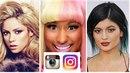 Které celebrity mají na instagramu nejvíce fanoušků?