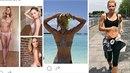 Nejkrásnější těla z českého instagramu.