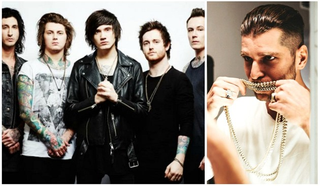 Asking Alexandria vs Mike Spirit