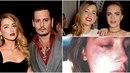 Za rozvodem Deppa s Heard podle všeho stojí lesbické hrátky s britskou modelkou!