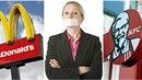 Zákaznický servis je pro ně velká neznámá: na seriózní dotazy novinářů KFC a...