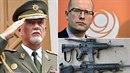 Generálmajor Hynek Blaško je rozčílen s přístupu ČSSD ke schválení směrnice EU...