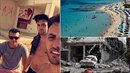 Tři mladí Britové na svou dovolenou na Kypru určitě nezapomenou. Když se po...