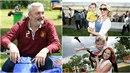 Den dětí trávily se svými dětmi i české celebrity.