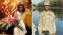 Doják roku! Armádní důstojnice Deshauna Barber vyhrála titul Miss USA.