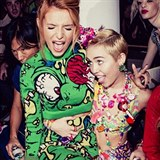 Bella Thorne a Miley Cyrus