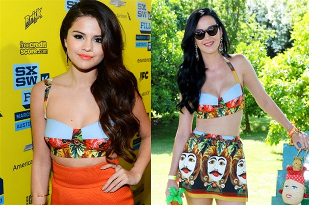 Selena Gomez vs Katy Perry