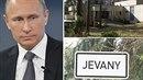 V Jevanech u Prahy bydlí mnoho celebrit. Málokdo ale ví, že v místním, dnes již...