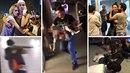 Obrázky hrůzy z tureckého letiště v Istanbulu krátce po teroristických útocích.