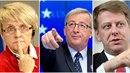 Seznamte se s pěticí euroúředníků, kteří už by měli radši zmlknout a vypadnout.
