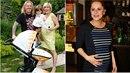 Jovanka Vojtková a Laďka Něrgešová porodily v jeden den. Gratulujeme!