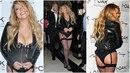 Mariah Carey pořádně ulítla. Na párty vyrazila v korzetu a podvazcích!