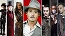 Johnny Depp je muž mnoha tváří. Která z jeho rolí vám přijde nejšílenější?