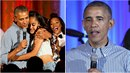 Tatínek roku Barack Obama zazpíval dceři na oslavách Dne nezávislosti a stálo...