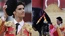 Devětadvacetiletý toreador Victor Barrio zahynul během býčích zápasů ve...