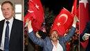 Generál Jiří Šedivý v rozhovoru pro Expres zhodnotil situaci v Turecku po...