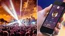 Hudební festival si dnes už téměř nikdo nedokáže představit bez mobilní...