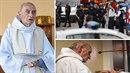 Čtyřiaosmdesátiletý kněz Jacques Homel se stal obětí teroristického útoku ve...