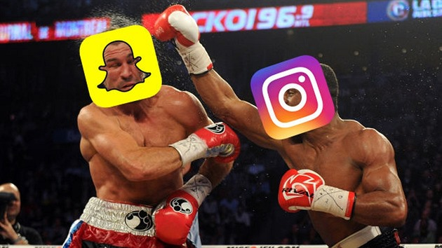 Instagram spouští funkci Stories