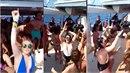 Pustím hymnu Sýrie, zahlásil do mikrofonu DJ na párty lodi. Byl z toho mega...