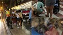 Ve Španělsku se zranilo 11 lidí kvůli panice z možného teroristického útoku.