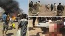 Syrští rebelové dnes sestřelili ruský humanitární vrtulník. Jeho piloty pak...