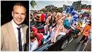 Producent Janis Sidovský se zamýšlí nad letočním průvodem gayů a lesbiček v...