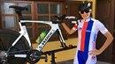 Martina Sáblíková čeká v Brazílii, zda ji pustí na start cyklistického závodu.