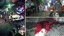 Thajskem otřásl teroristický útok. V letovisku Hoa Hin vybouchla časovaná bomba...