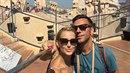 Vojtek vzal svou partnerku na výlet do Barcelony.