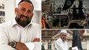 Židovský podnikatel a provozovatel košer restaurace na Starém městě Aaron...