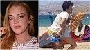 Lindsay Lohan se snad nikdy nepoučí. Tentokrát se ztrapnila v Rusku.