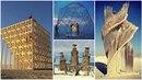 Legendární festival se koná každoročně v nevadské poušti.