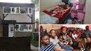 Rodina uprchlíků žijících ve Velké Británii dostala od města zadarmo přidělený...