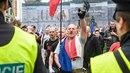 Krajně pravicová Národní demokracie Adama B. Bartoše svolala na sobotu další z...
