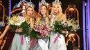 Andrea Bezděková se stala v sobotu novou Českou Miss.
