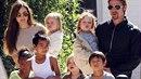 Brad Pitt fungoval dvanáct let jako vzorný otec svých i cizích dětí. Najednou,...